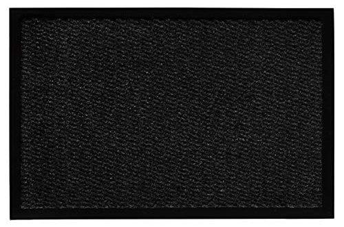 andiamo Fußmatte Easy, Farbe:Anthrazit, Größe:90 x 150 cm