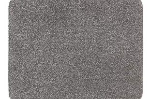 ASTRA Saugaktivmatte extra saugstark 60x75cm in grau Baumwolle 60 x 310x205 - ASTRA Saugaktivmatte extra saugstark 60x75cm in grau, Baumwolle, 60 x 75 x 2 cm