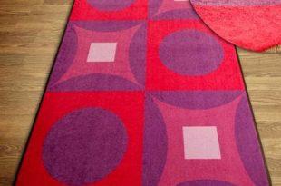 Retro Fußmatte Panama - Use & Wash - 4 Größen wählbar, 135x200cm