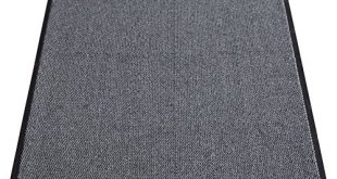 Miltex Schmutzfangmatte Anthrazit 90 x 150 cm 310x165 - Miltex Schmutzfangmatte, Anthrazit, 90 x 150 cm