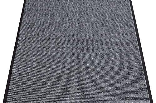 Miltex Schmutzfangmatte Anthrazit 90 x 150 cm 500x330 - Miltex Schmutzfangmatte, Anthrazit, 90 x 150 cm