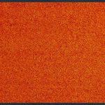 Wash + Dry 052586 Fußmatte Burnt Orange 50 x 75 cm